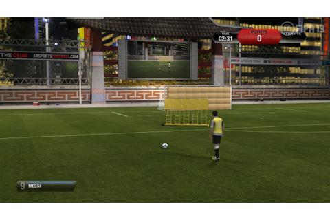 FIFA 13 | Skill Games Gallery | Sweetpatch TV