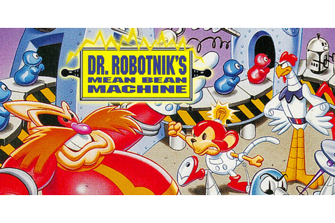 Dr. Robotnik's Mean Bean Machine™ | SEGA Game Gear ...