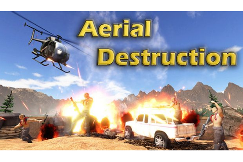 Aerial Destruction Free Download « IGGGAMES