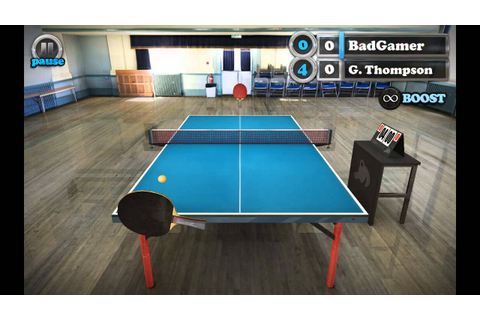 Table Tennis Touch - Android Gameplay HD - YouTube
