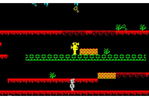 Bug-Byte Manic Miner • The Register