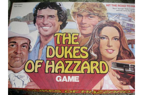 Dukes of Hazzard | VINTAGE:BOARD GAMES,CARD GAMES,ETC ...