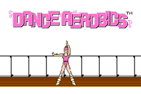 Dance Aerobics - NES Gameplay - YouTube
