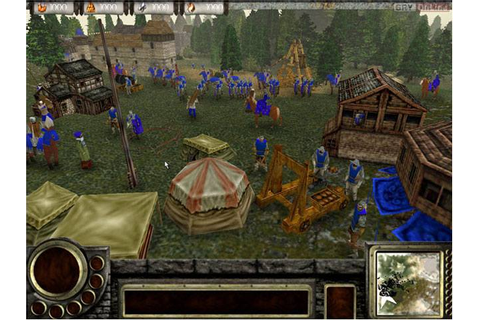Warrior Kings - screenshots gallery - screenshot 4/9 ...