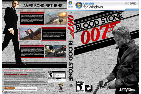 James Bond 007 Blood Stone [Repack-Pc-full] | Megax Descargas