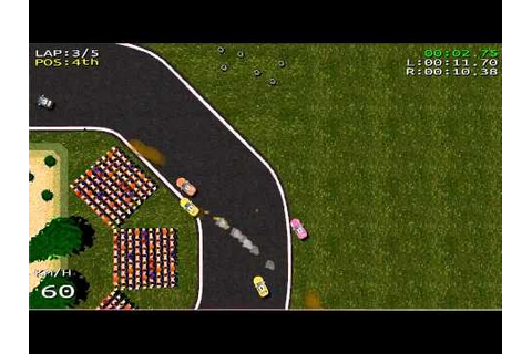 Dust Racing 2D 1.3.0 - Open Source racing game written in ...