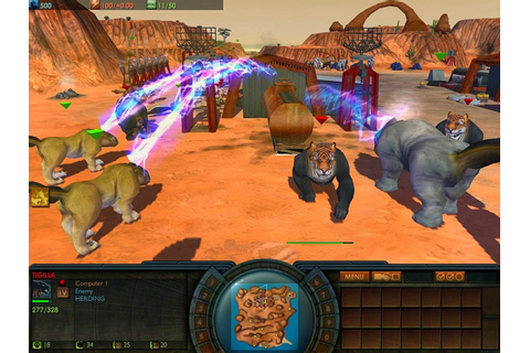 Impossible Creatures Game - Free Download Full Version For Pc