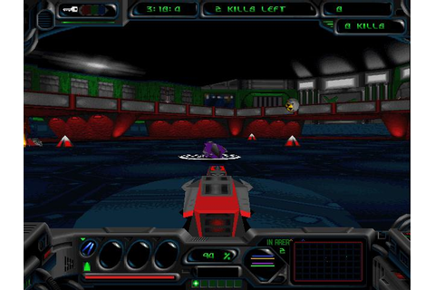 Death Drome Download (1997 Sports Game)