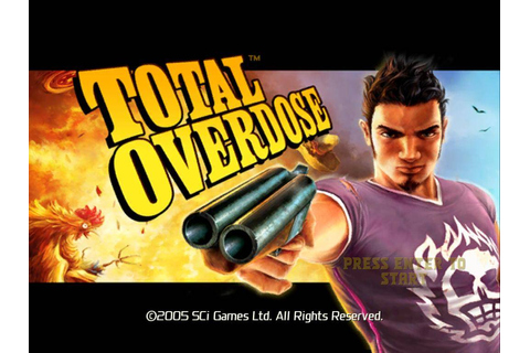 Download Free Games Compressed For Pc: Total Overdose Download