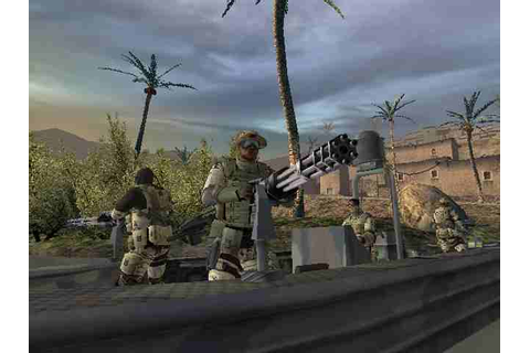 All SOCOM 3: U.S. Navy SEALs Screenshots for PlayStation 2