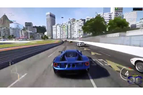 Forza Motorsport 6 - In-Game Gameplay (60FPS) - YouTube