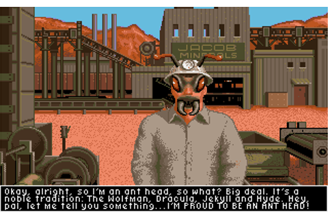 Download It Came from the Desert II (Amiga) - My Abandonware