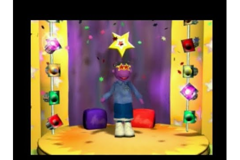 Tweenies Game Time PS1 Minigames With Milo - YouTube