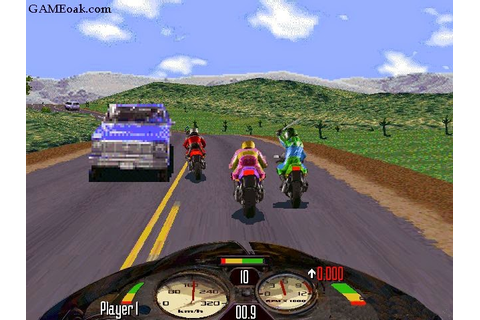 Road Rash game free download ~ Download Free Games for PC