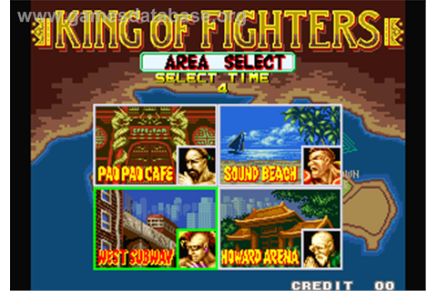 Fatal Fury - King of Fighters / Garou Densetsu - shukumei ...