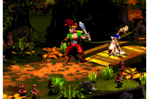 Rare Unveils Footage of Cancelled SNES RPG Project Dream ...