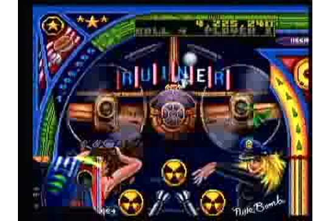 Ruiner Pinball - Atari Jaguar - YouTube