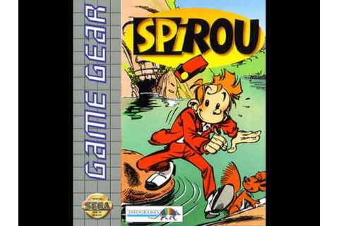 Spirou Game Gear OST - Fight vs Cyanure - YouTube