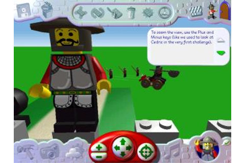 Screens: Lego Creator: Knights' Kingdom - PC (3 of 10)