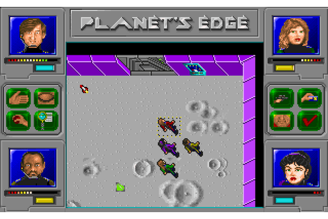 Download Planet's Edge: The Point of no Return - My ...