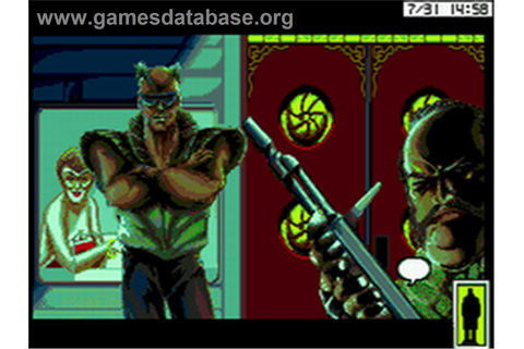Rise of the Dragon - Sega CD - Games Database