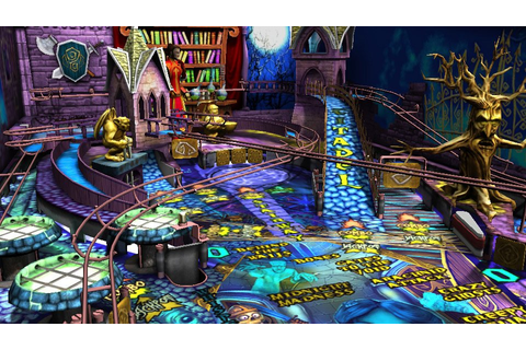 Zen Pinball 2 (PS Vita / PlayStation Vita) Game Profile ...