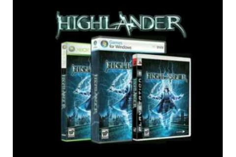 Highlander: The Game Trailer for Playstation3 and X-Box ...