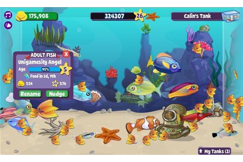 FishVille - Online Games List