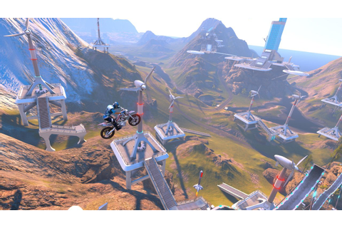 Trials Fusion Review - GameRevolution