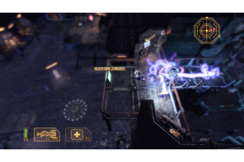 Download Alien Breed 3: Descent Full PC Game