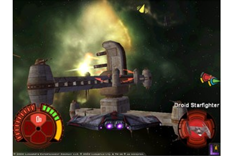 Star Wars: Jedi Starfighter Review - GameRevolution