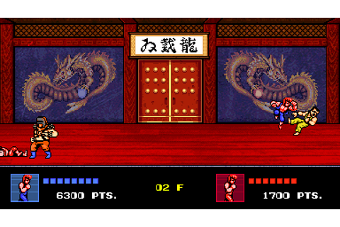Double Dragon IV PS4 Review: Retro - to a Fault | USgamer