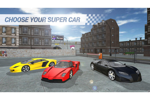 SUPER CAR GAME for Android - APK Download
