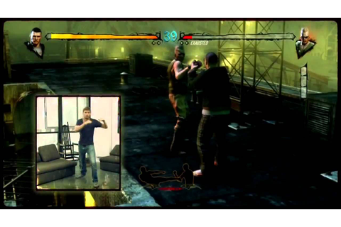 Fighters Uncaged Kinect for Xbox360 Gamescom 2010 debut ...