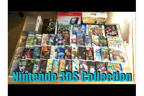 Epic Nintendo 3DS Collection - 50+ Games and Multiple ...