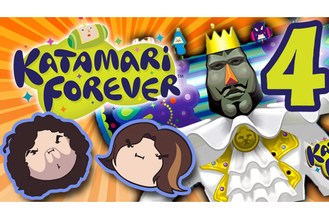 Katamari Forever: Clean Up Crew - PART 4 - Game Grumps ...