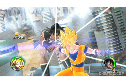 Dragon Ball: Raging Blast 2 Preview for Xbox 360
