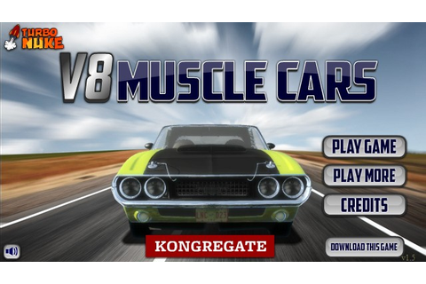 V8 Muscle Cars Hacked (Cheats) - Hacked Free Games