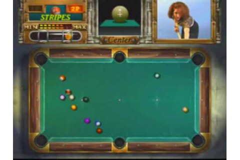 Minnesota Fats: Pool Legend Game Sample - Sega Saturn ...