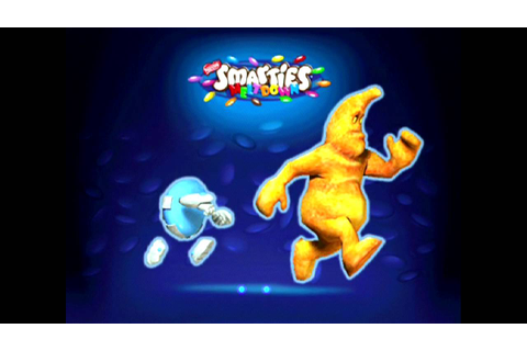 Smarties: Meltdown [PS2, 2006]: Licensed Video Games #031 ...