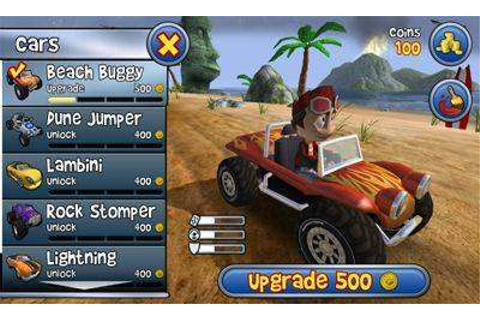 Download Android APK Game Beach Buggy Blitz + MOD