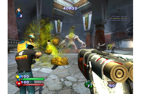 FREE DOWNLOAD GAME Serious Sam II (PC/ENG) GRATIS LINK ...