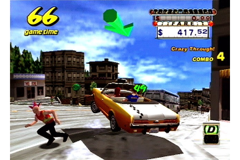 Crazy Taxi 2 Game for PC Free Download in Full Version ...