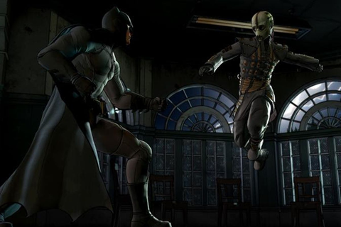 The final episode of Telltale's Batman game wraps up an ...