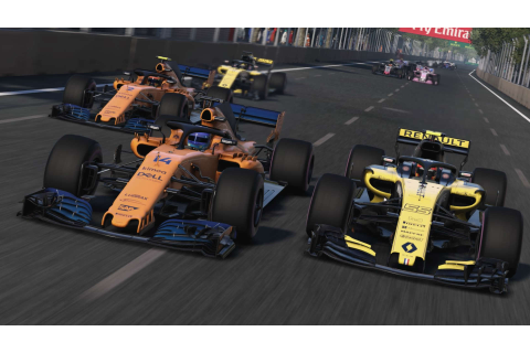 Humble is giving away free Steam keys for F1 2018 right ...