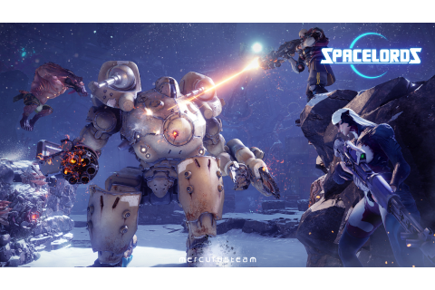 Talking Spacelords (Part 1) With MercurySteam Co-Owner ...