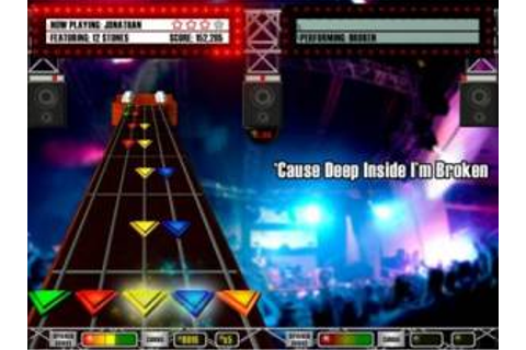 Serious Game Classification : Guitar Praise (2008)