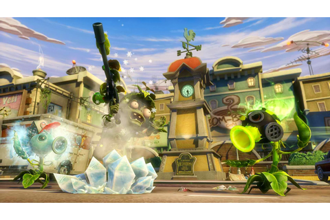 Plants Vs. Zombies Garden Warfare Download