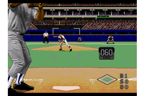 World Series Baseball 95 Download Game | GameFabrique