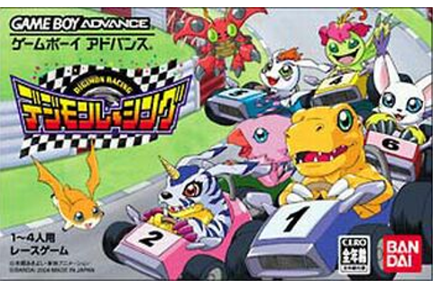 Digimon Racing (J)(Eurasia) ROM